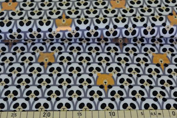 Panda Metallic - B1002