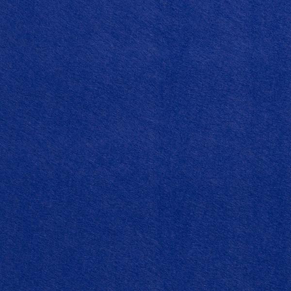 Filz - Z1434, Glünz GmbH, Filz, Felt, basteln, blau, kobalt