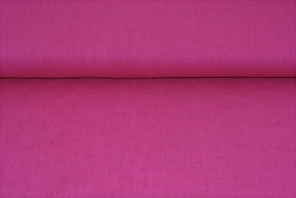 Leinen uni (pink) - 1850