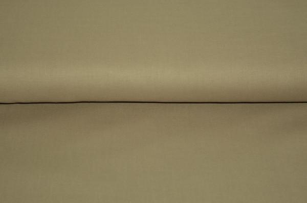 Baumwolle uni (beige) - 0550