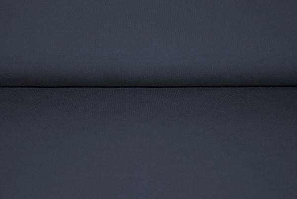 Baumwoll Jersey uni (dkl. grau) - 0280
