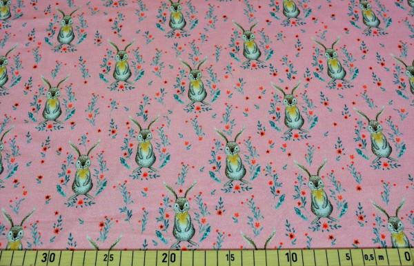 Rabbits (rosa) - D266