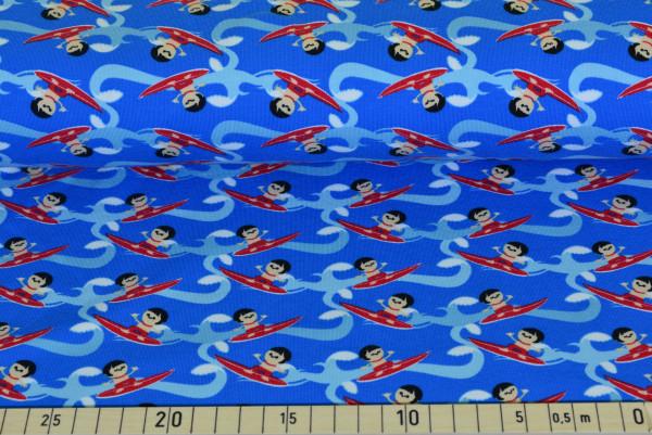 Surfer (blau) - A179
