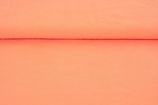 Viscose uni (peach) B1587