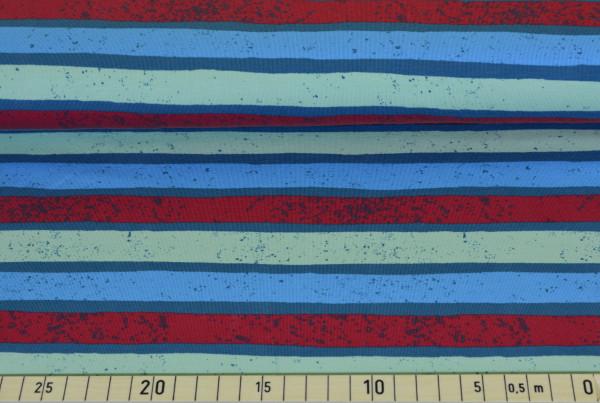 """Stripes """"Blaubeerstern"""" - H185"""