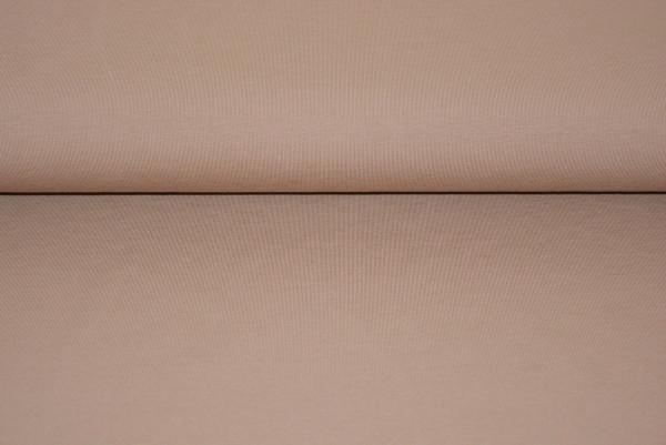 Baumwoll Jersey uni (beige) - 3230