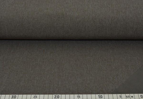 Softshell meliert (dunkel braun) - B1192