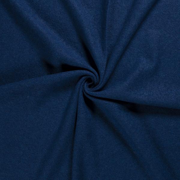 Walkloden - Z1411, Glünz GmbH, Wolle, tuch, herbst, winter, blau, indigo