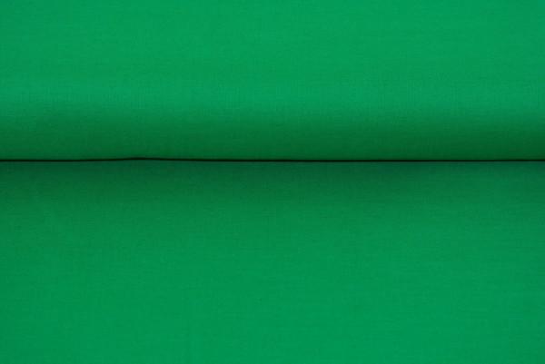 Baumwolle uni (dkl. grün) - 3470