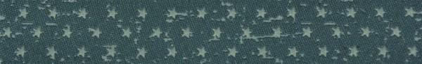 Webband Sterne (dunkelgrau)