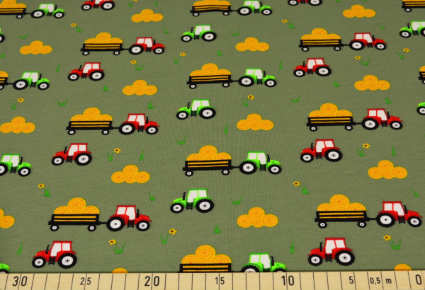 raus aufs Feld (grün) - B1540