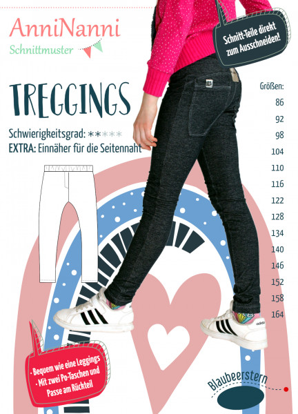 Treggings - V32