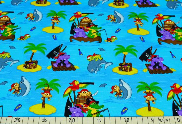 Cocoo (Affe, Pirat, maritim) - B1726 angeraut