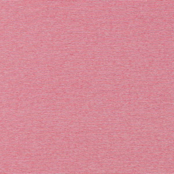 Glünz GmbH, Baumwoll Jersey, Streifen,,Stripes, rot
