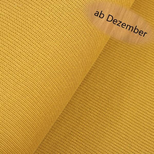 Strick uni (gelb) - Z1448