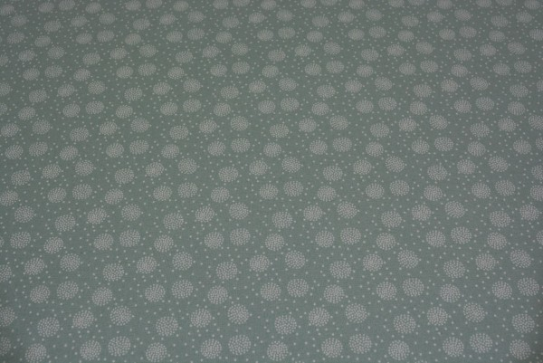 Flowerball (mint) - X023