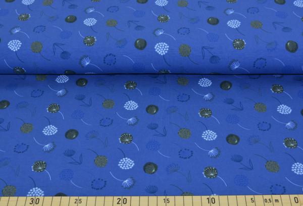 Pusteblume (dkl.blau) - B959