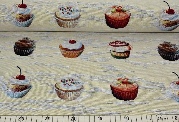 """Gobelin """"Cupcake (creme)"""" - E285"""
