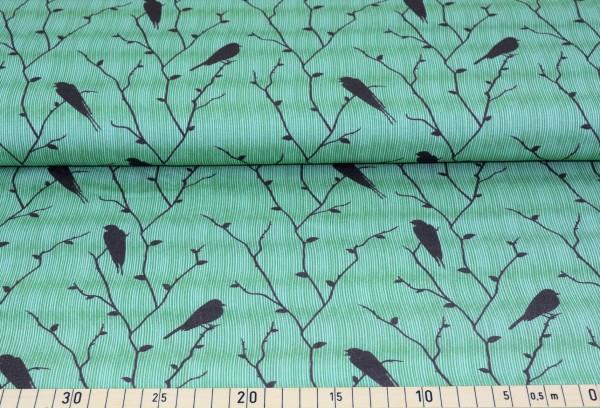 Vögelchen im Geäst - B848