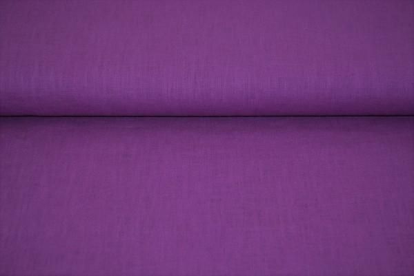 Leinen uni (aubergine) - 2350