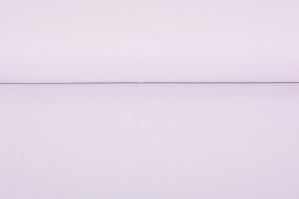 Baumwolle uni (weiß) - 0350
