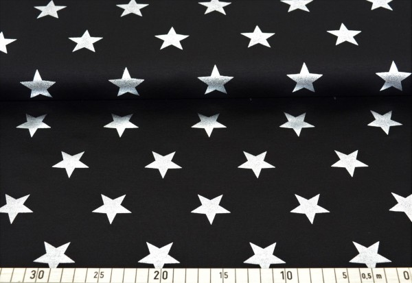 silver star Metallic (schwarz) - Z215