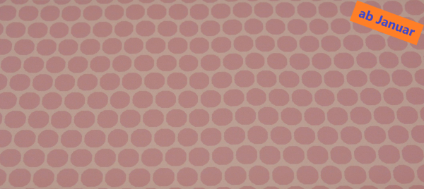 Molly Dots (rosa) - A546 (French Terry)