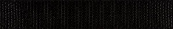 Gurtband (schwarz 3,0cm)