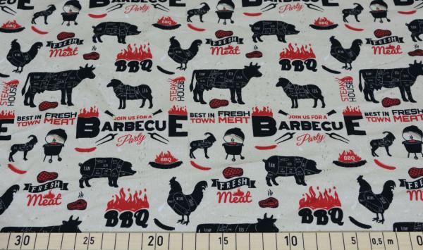 BBQ deluxe (Schwein, Kuh, Huhn) - B1722