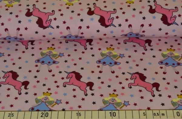 Einhörner Baby (rosa) - B641