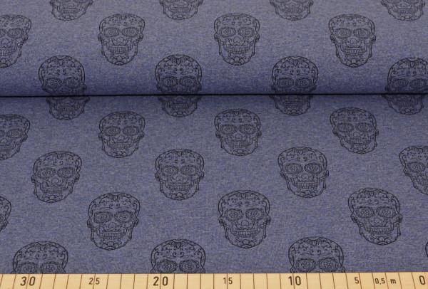 Muertos (blau meliert) - Z559