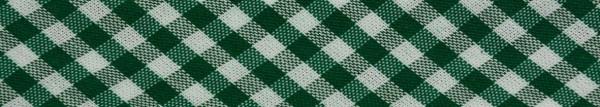 Schrägband (Karo grün)