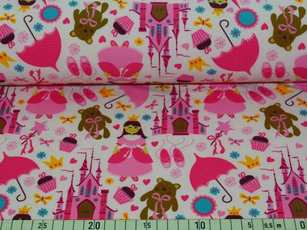 kleine Prinzessin (rosa) - B1393 (Softshell)