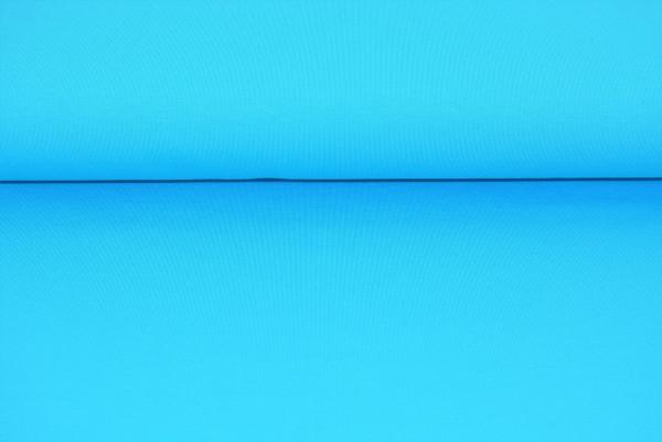Baumwoll Jersey uni (iceblau) - 3050