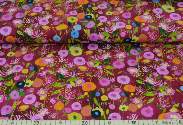 Floral Flower (pink) - Z486