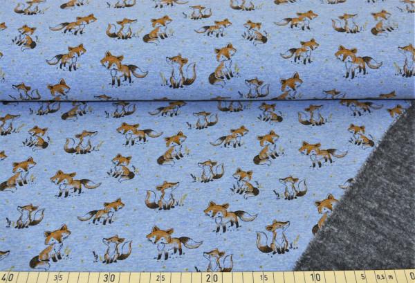 Ferdie Fox (blau meliert) - Z477