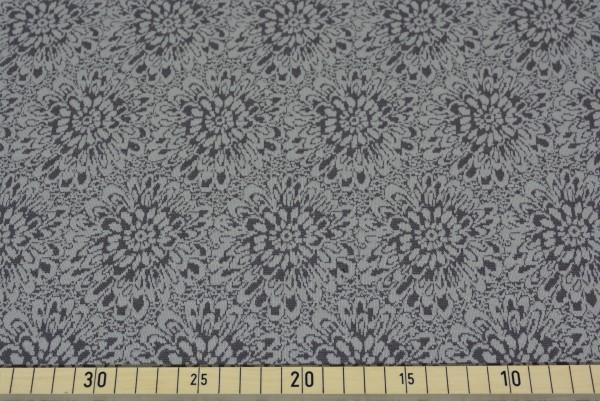 Strickflower (grau) - K138