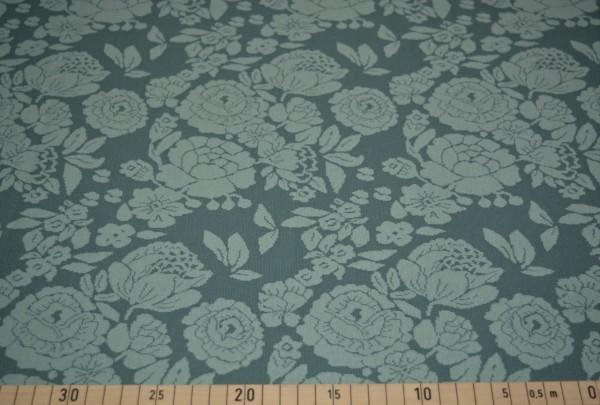 Strickflower (Blüte,mint) - K146
