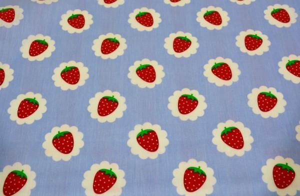 strawberry (blau) - X032