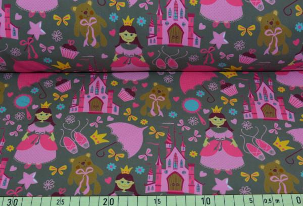 kleine Prinzessin (taupe) - B1394 (Softshell)