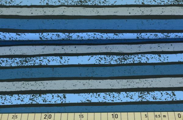 """Stripes """"Blaubeerstern"""" - H187"""