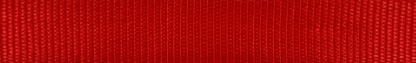 Gurtband (rot 3,0cm)