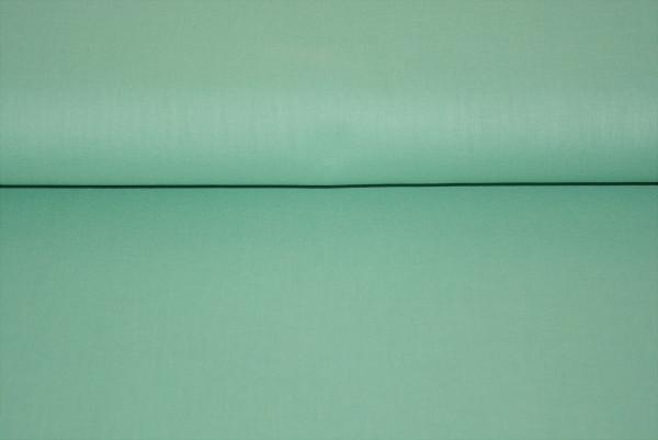 Baumwolle uni (mint) - 3750