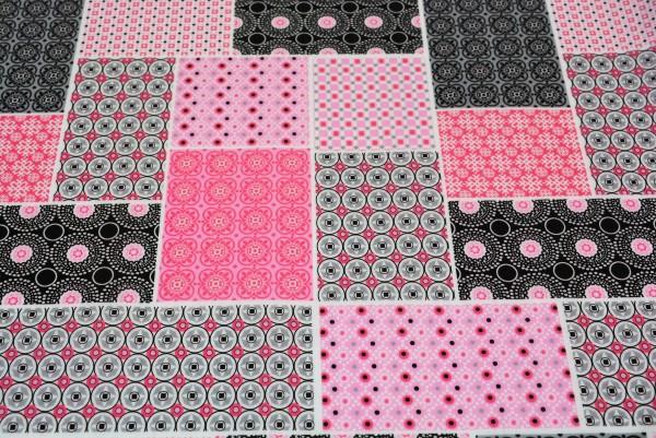 flowerpatch (rosa) - X035
