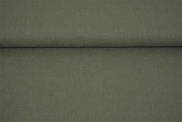 Leinen uni (schlamm) - 3250