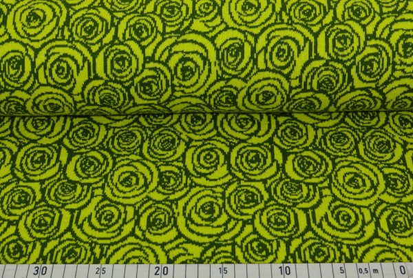 BIO Strick Rosmarie (gelb) - B1298