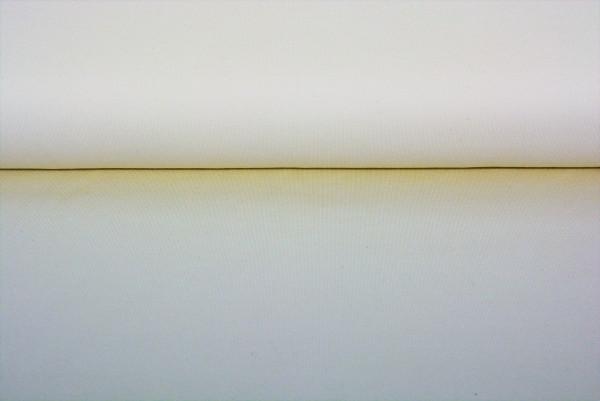 Baumwoll Jersey uni (creme) - 0450