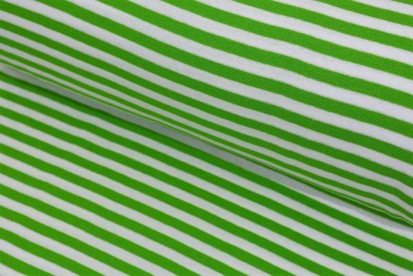 Bündchen Streifen (lemon) - Z159
