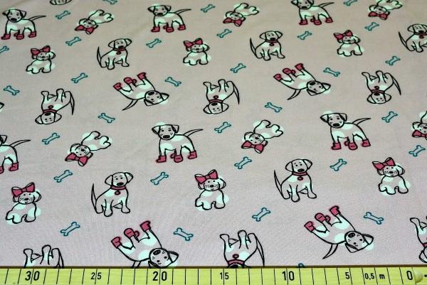 Funny Pups (rosa) - I294