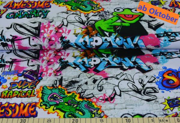 Frosch (Baumwolle) - B1602